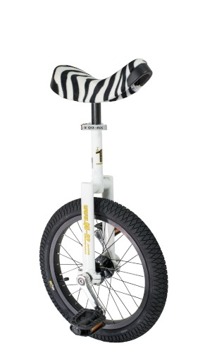 "Qu-Ax Luxus 16"" Trainer Unicycle"
