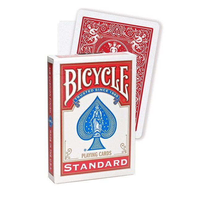 Bicycle Blank Face Trick Card Deck