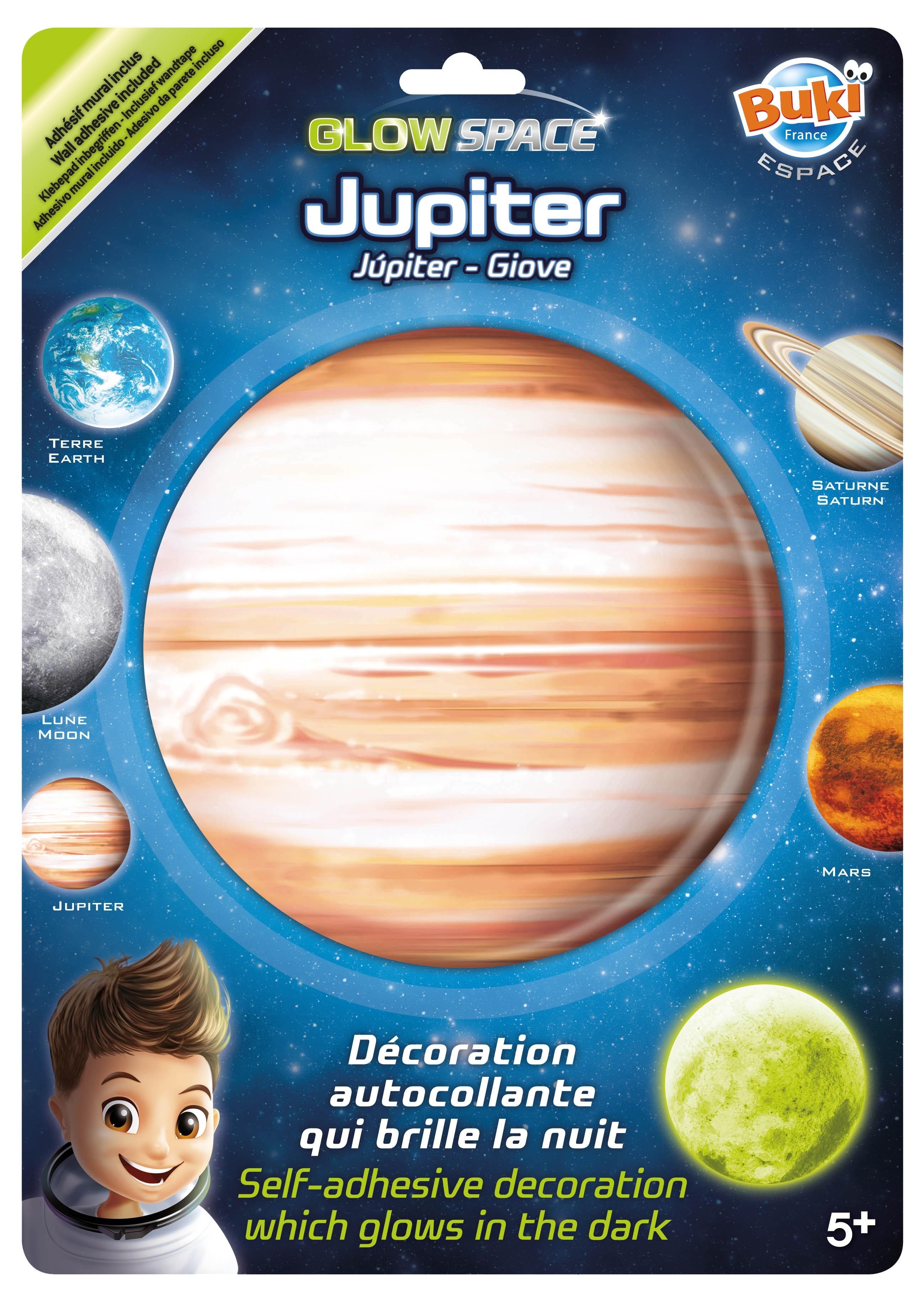 BUKI Glow In The Dark Jupiter
