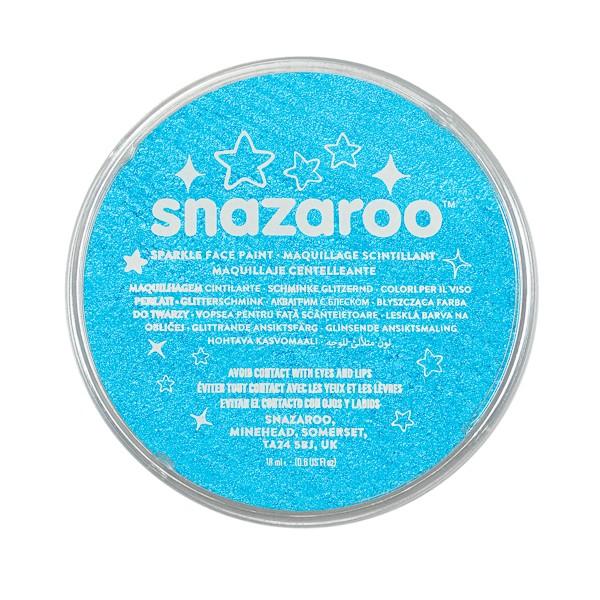 Snazaroo 18ml Face Paint Pots - Sparkle