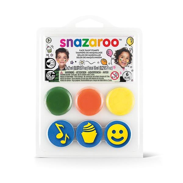 Snazaroo Stamp Birthday