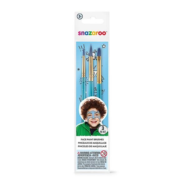 Snaz Brush Set -  Pack of 3 / Boy