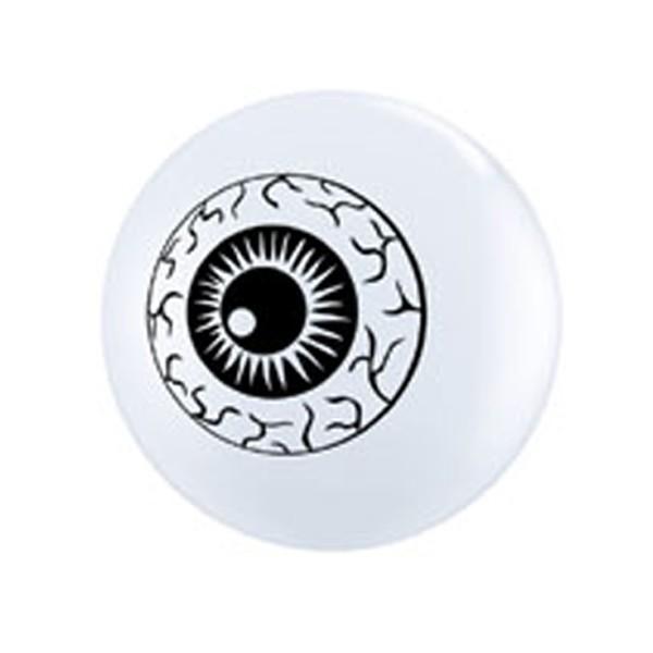"Qualatex 5"" Scary Eye Ball Ballons"