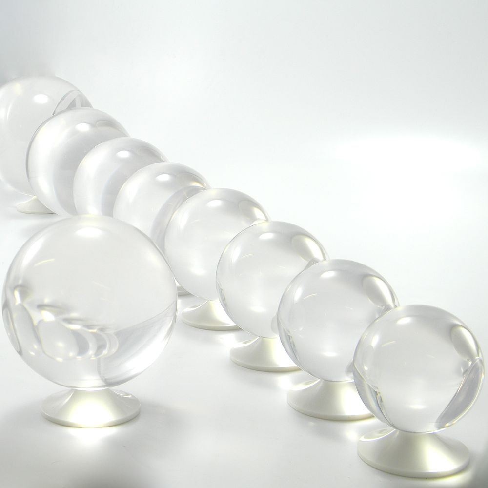 90mm Acrylic Contact Ball