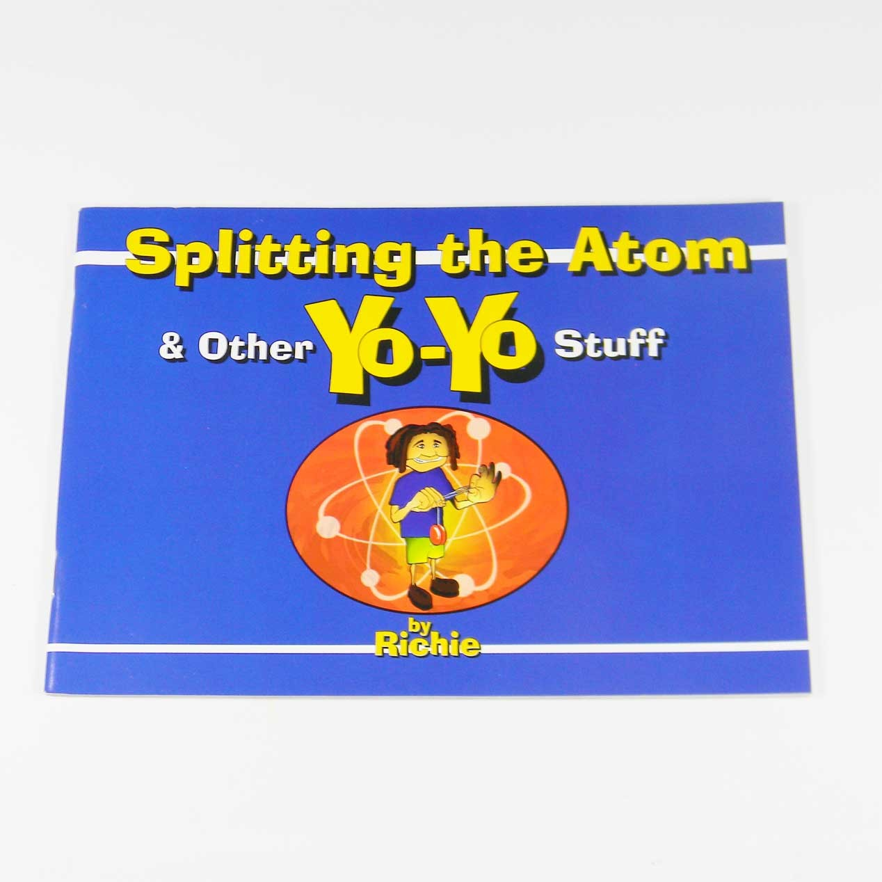 Splitting The Atom Yo-yo Book