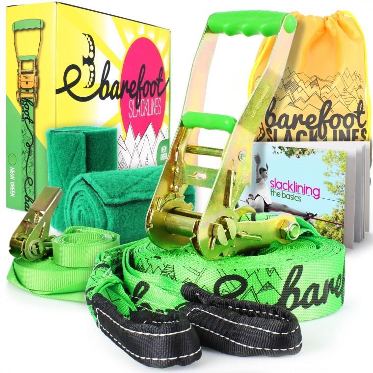 15m Barefoot Slackline Beginner Package