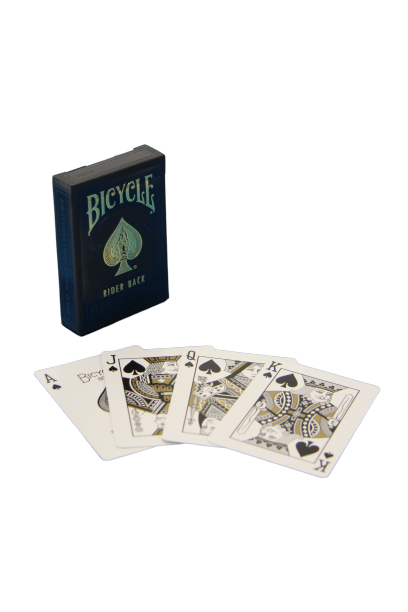 Bicycle Custom Black and Gold Playing Card Deck