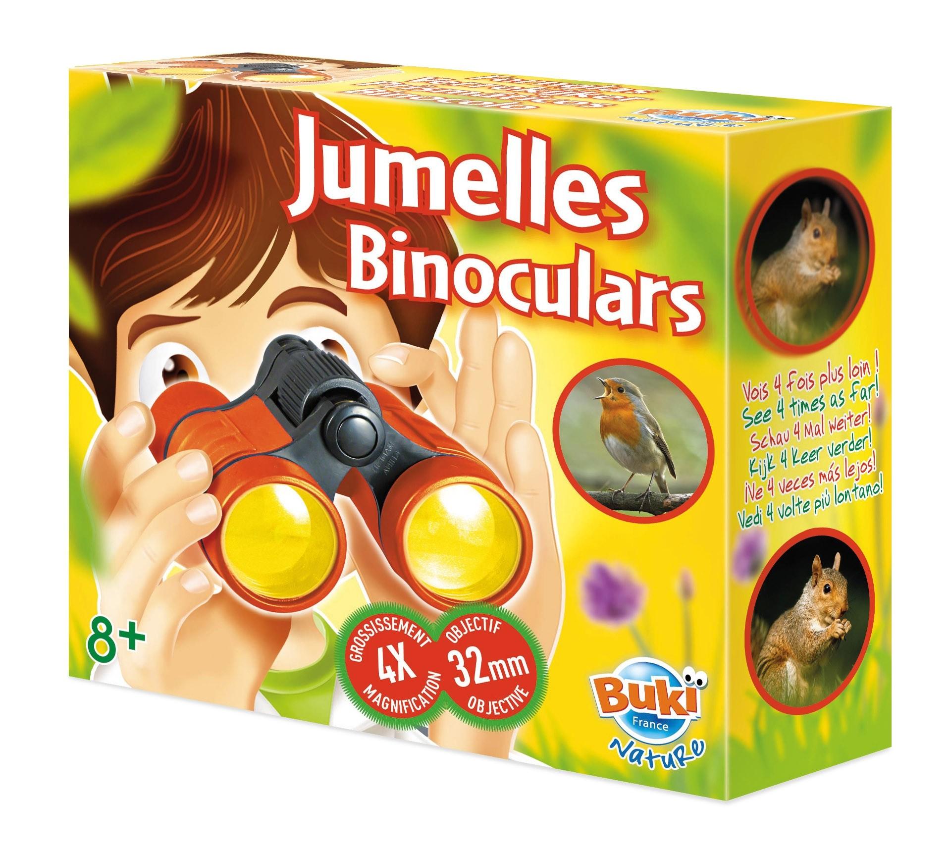 BUKI Nature Binoculars Kit