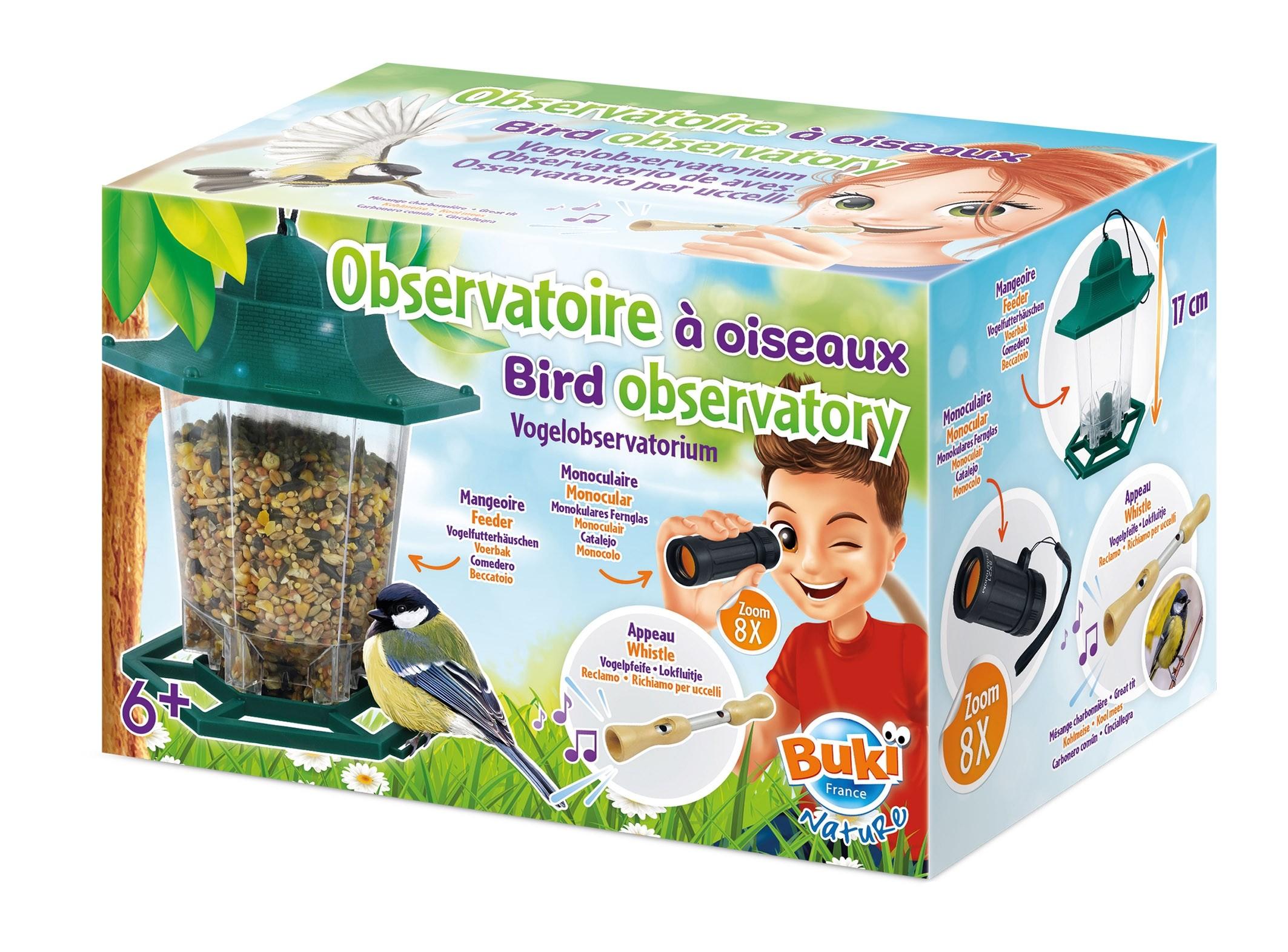 BUKI Bird Viewer Kit