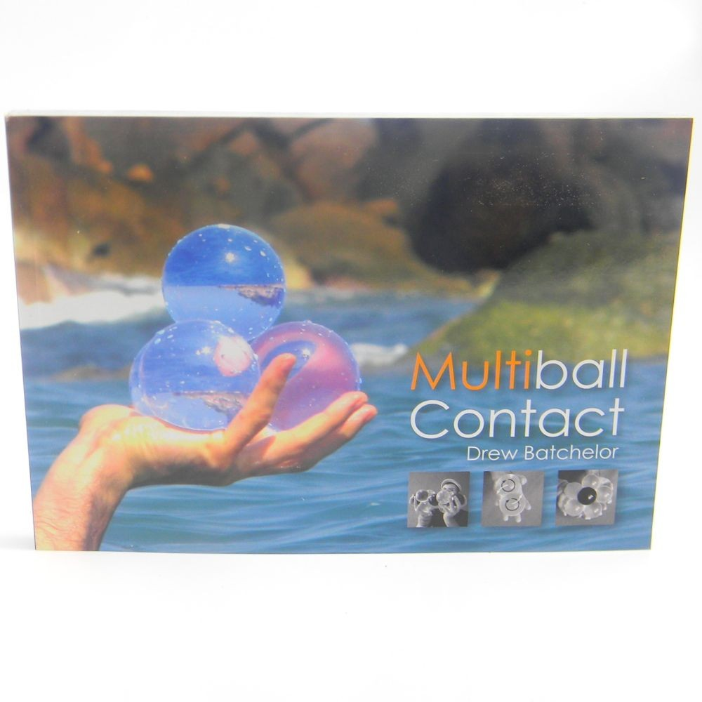 Multiball Contact Juggling Book