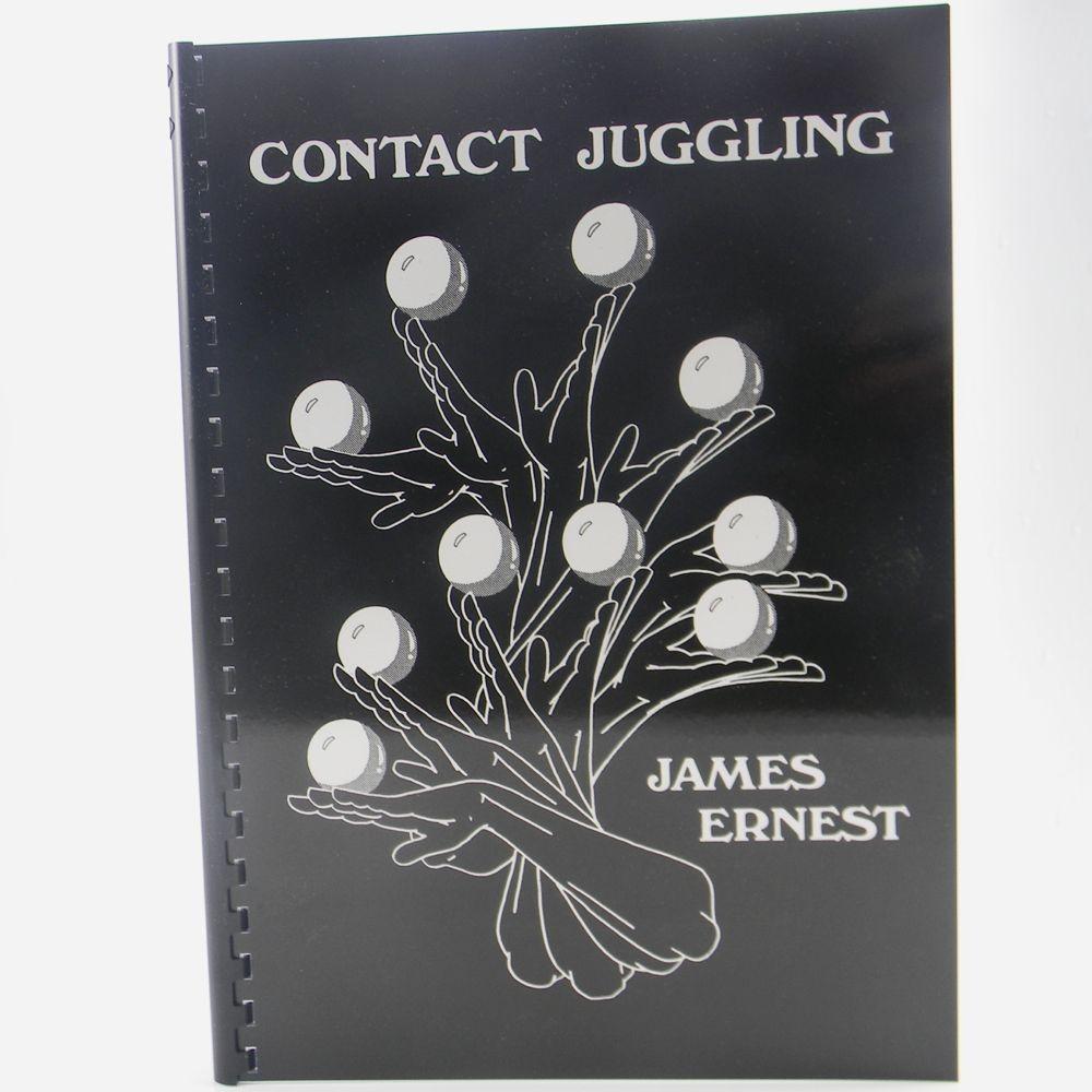 Contact Juggling Book - James Ernest.