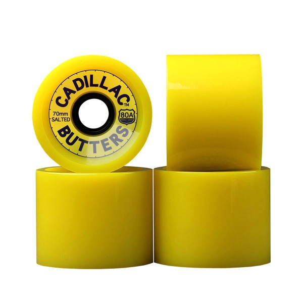 Cadillac | Cadillac 'Butters' Wheels - 70mm/80A