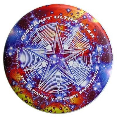 Discraft SuperCOLOR Ultra-Star Starscape