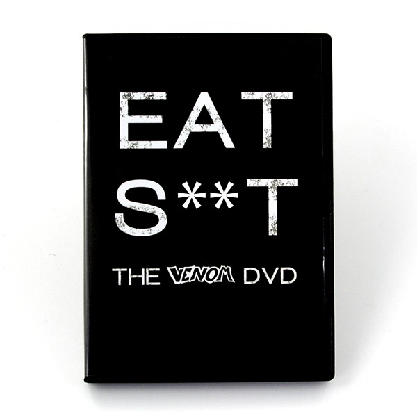 Venom Eat S**T DVD