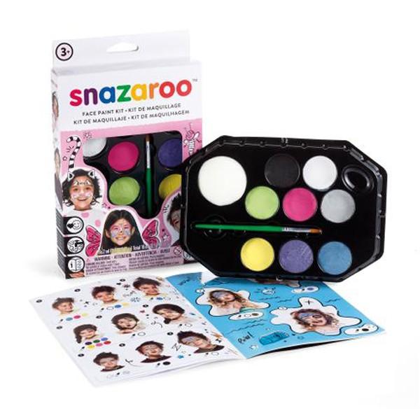 Snazaroo Face Painting Fantasy Kit - Unisex