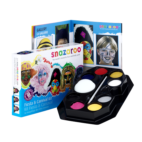 Snazaroo Fiesta & Carnival Kit