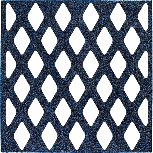 "Seismic Lokton Fishnet Grip Tape - Pack of 3 Sheets - 11"" x 11"""