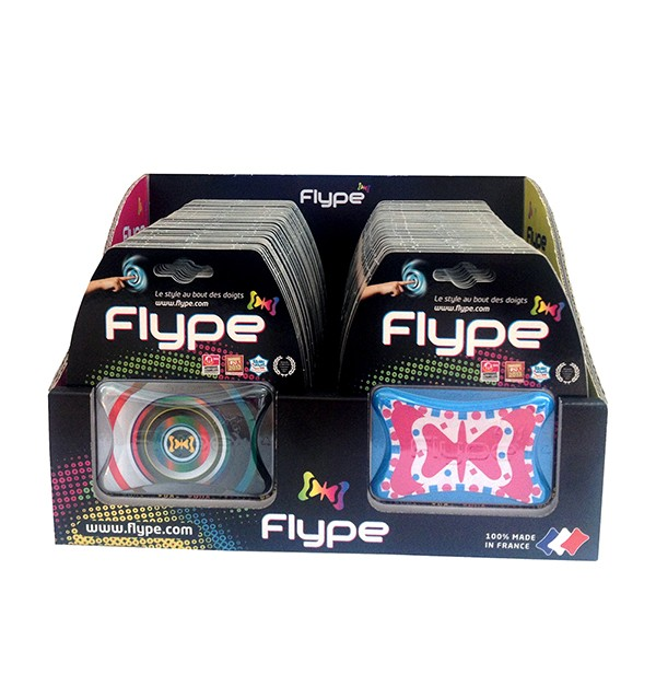Flype CDU + 150 Flype Packs