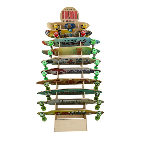 Havana Longboard Rack