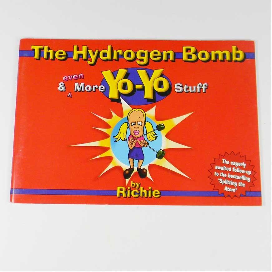 Hydrogen Bomb yo-yo book