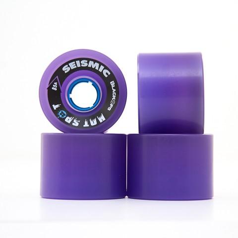 Seismic Hot Spot Wheels 66mm / Various Duro