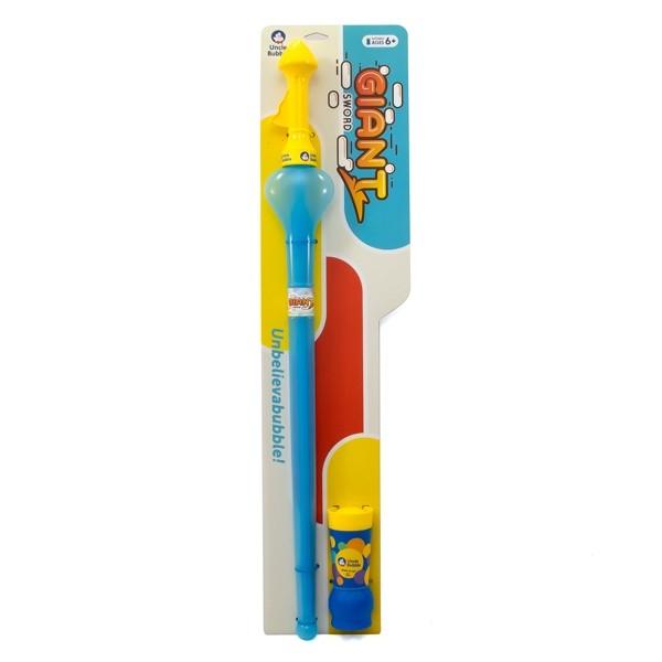 Uncle Bubble Unbelievabubble Sword - Large - (Round Knob)