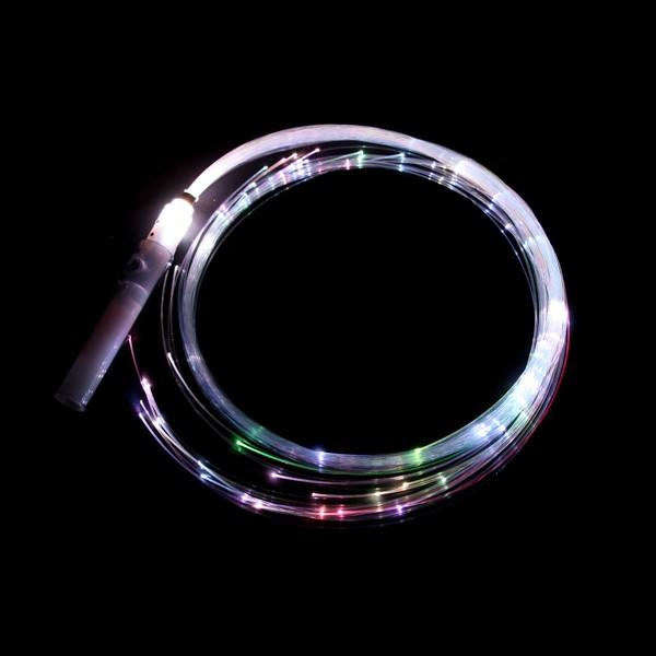 Juggle-Light Fibre Optic Whip