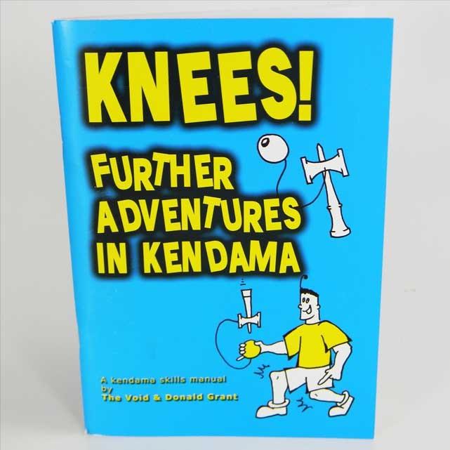 Knees! Kendama Book