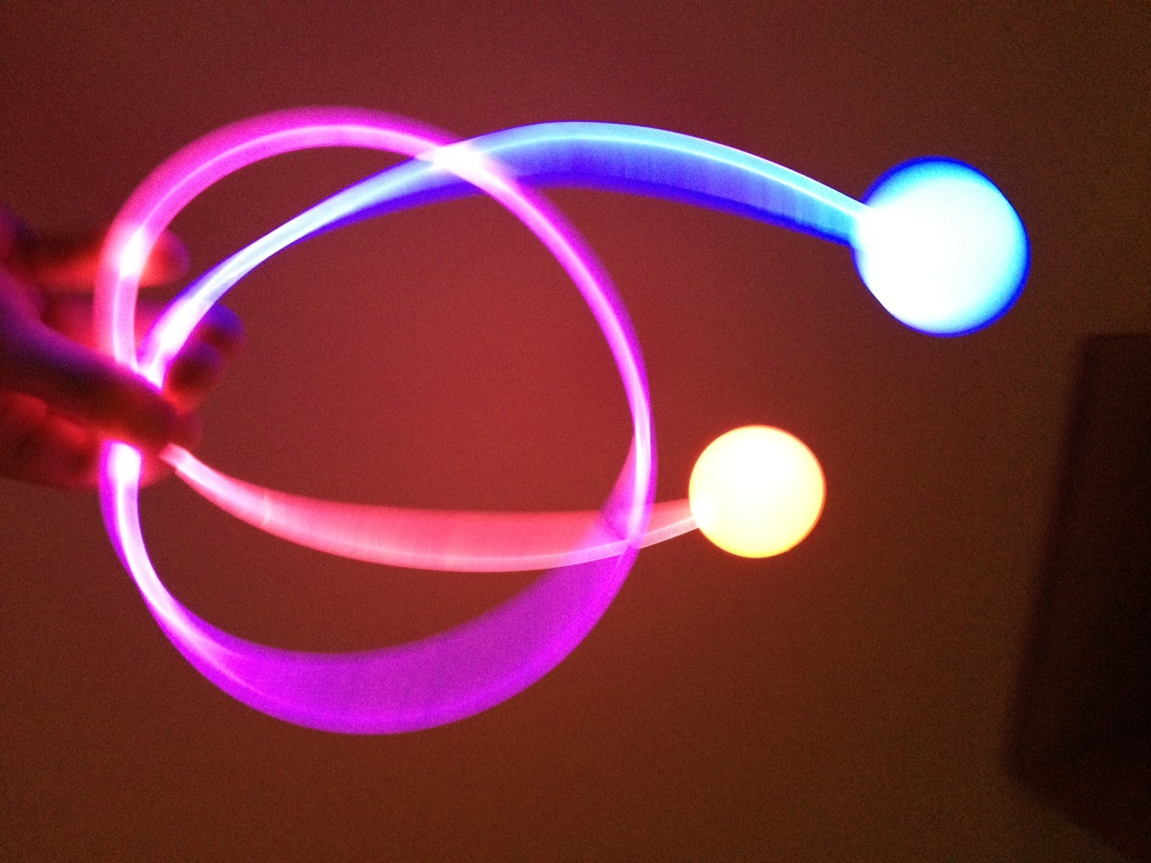 Juggle-Light Meteor - All-Light Version