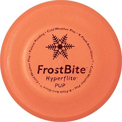 Hyperflite FrostBite Throwing Disc - PUP version