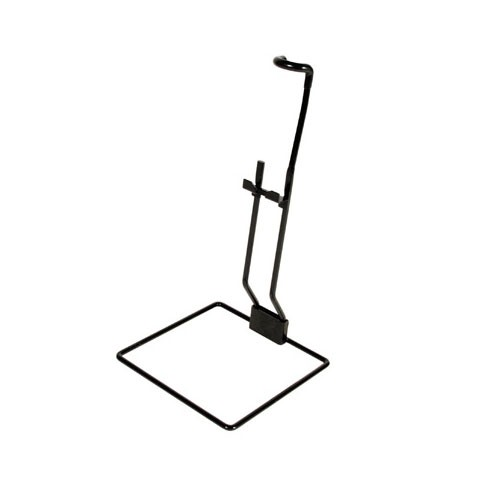 """Black Qu-Ax Unicycle Stand - Fits 20"""" Unicycles"""