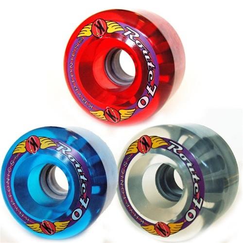 Kryptonics | Route Longboard Wheels - 70mm / 78A