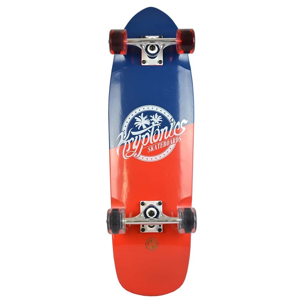 "Kryptonics 29"" Cruiser Skateboard - 'Cali-Dip'"
