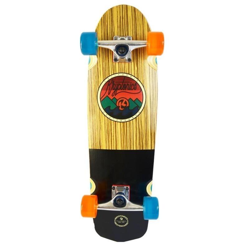 "Kryptonics 30"" Classy Cruiser Skateboard - 'All Terrain'"