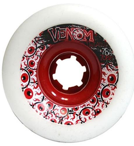 Venom 'Tweaker' Wheels - 70mm