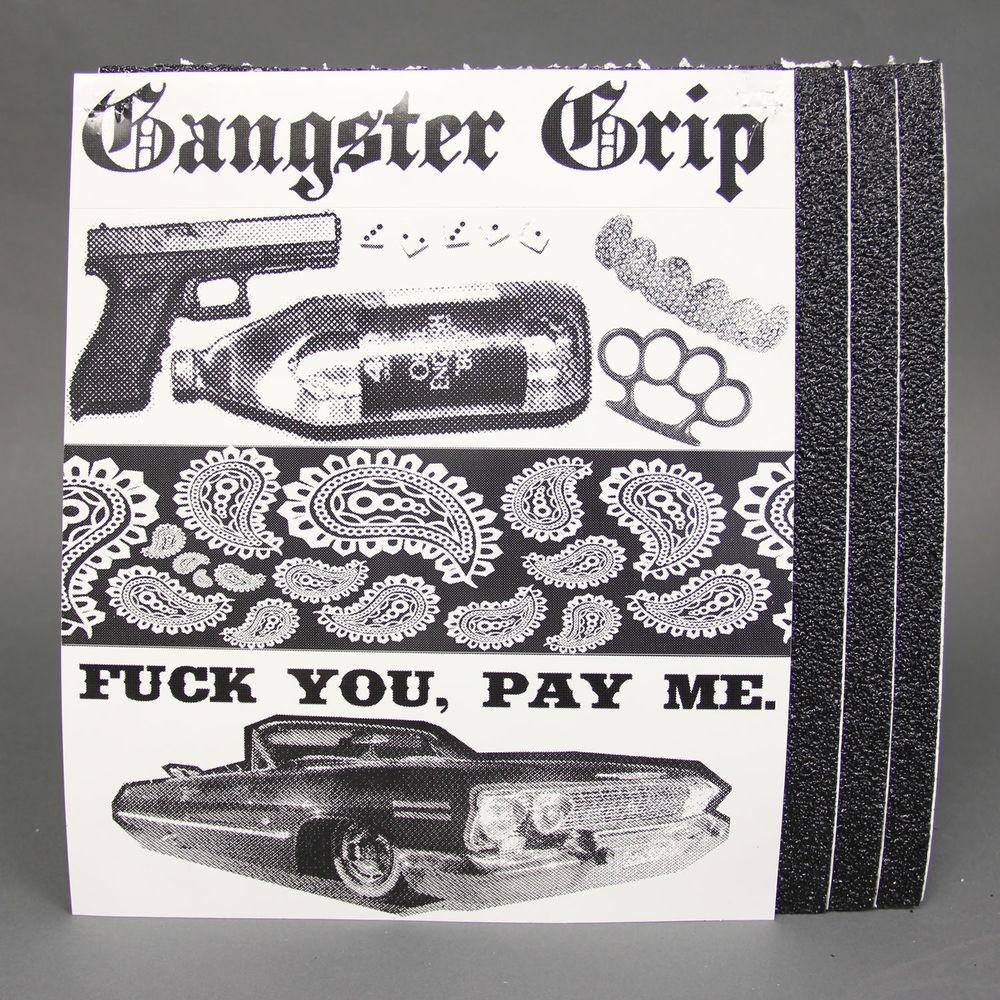 Venom Gangster Longboard Grip Tape Pack