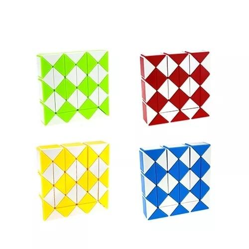 YJ Cube - Magic Snake 36 Joints