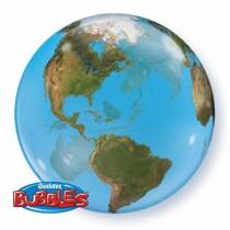 "Qualatex 22"" Bubble Balloons (various)"