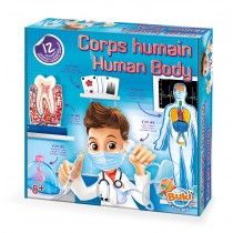 BUKI Human Body Experiment Kit