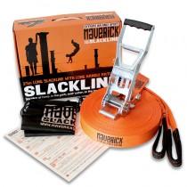 Maverick Slackline Set - 25m