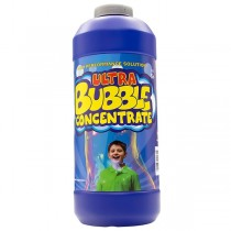 Uncle Bubble Bubble Concentrate Solution 940 Mililitres (32 Fluid Ounces). High-Performance Concentrate Makes 9.5 Litres of Bubble Mixture For Giant Bubble Wands, Bubble Machines, Bubble Blowers