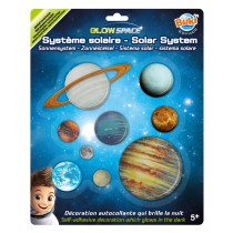 BUKI Glow In The Dark Solar System