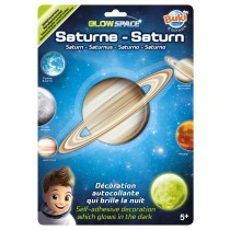 BUKI Glow In The Dark Saturn