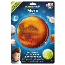 BUKI Glow In The Dark Mars
