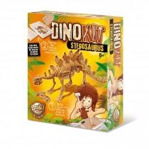 BUKI Dinosaur Model Kit - Stegosaurus Fossil