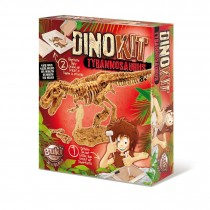 BUKI Dinosaur Model Kit - T-Rex Skeleton Fossil