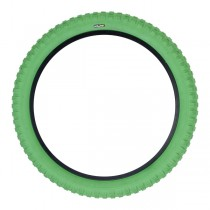"Qu-Ax Qross Tyre - 20"" - Green"