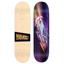 Madrid Skateboards Back To The Future - 88MPH Street Deck - PRE-ORDER