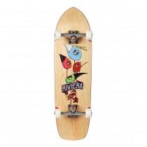 Riviera Skateboards 'Arrowheads'  Complete Skateboard