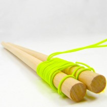 Juggle Dream - Short Basic Wooden Diabolo Sticks